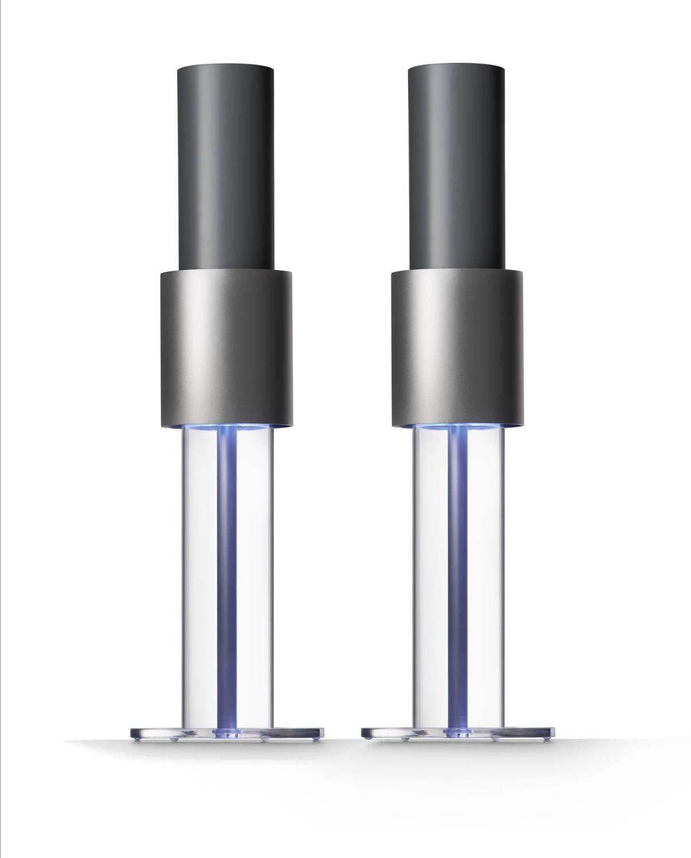 Inredning sorptionsavfuktare : LifeAir IonFlow 500, 2-pack till specialpris - Luftrenare.se