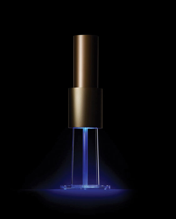 LightAir IonFlow Evolution Gold - Demoex