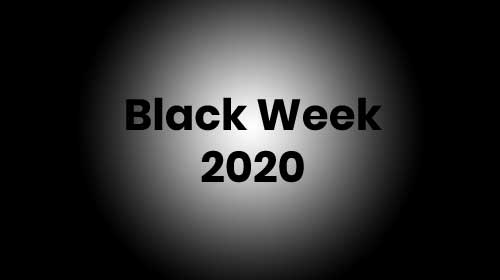 Black Week & Friday 2020