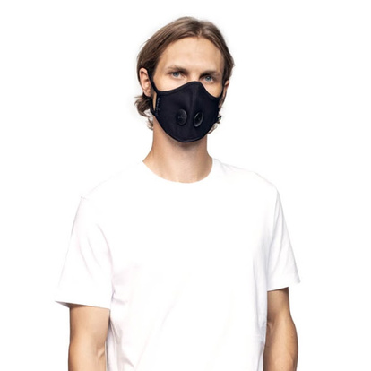 Urban Air Mask 2.0 Onyx Black Small