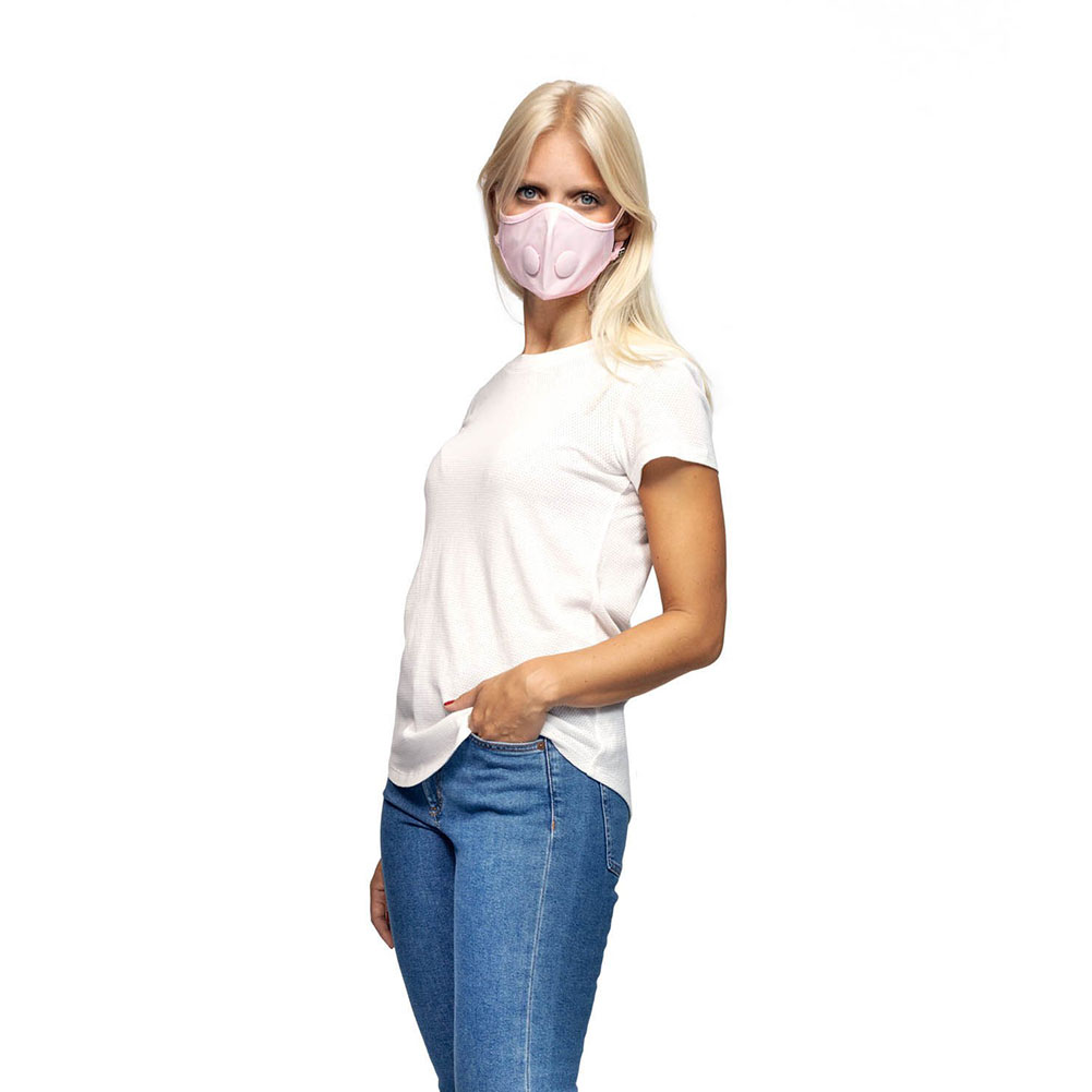 Urban Air Mask 2.0 Pearl Pink Small